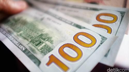 Dolar AS Pagi Ini Bergerak di Rp 13.605