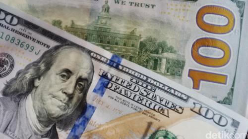 Dolar AS Mulai Menjinak ke Rp 13.665