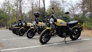 Ducati Pecahkan Rekor Penjualan Baru di Benua Amerika