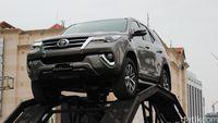 Permalink to Toyota Fortuner Raup 30 Persen Kontribusi Ekspor Toyota