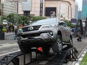 Toyota Kuasai Dunia 4 Tahun Berturut-turut