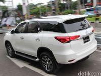 Impresi Pertama Jajal Toyota Fortuner VRZ 4x2