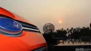 Nusantara Bakal Jadi Importir Mobil Ford?