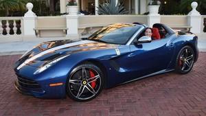 Ferrari Mulai Kirim Model F60 di Amerika Serikat