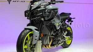 Yamaha Raup Rp 122,9 Triliun dari Jualan Motor