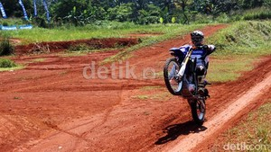 Punya Niat Keluarkan Motor Trail Entry Level, Yamaha?