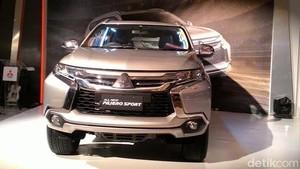 Mulai 2017, Mitsubishi Produksi Pajero Sport 30.000 Unit Per Tahun