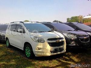 Suntik Mati Spin, Chevrolet: Pelanggan Carinya SUV