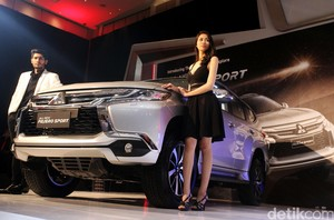 Mitsubishi All New Pajero Sport Goda Indonesia