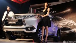 Mitsubishi Pede Bisa Kuasai Segmen SUV 4x4 dan 4x2