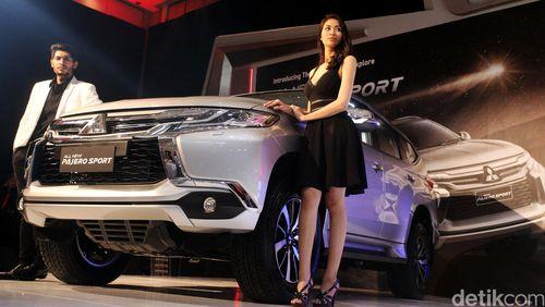 Mitsubishi Enggan Beri Diskon untuk Mobil Baru