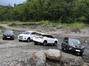 Toyota: Fortuner dan Innova Disukai di Pasar Global