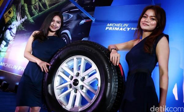 Michelin Luncurkan Ban Khusus untuk SUV