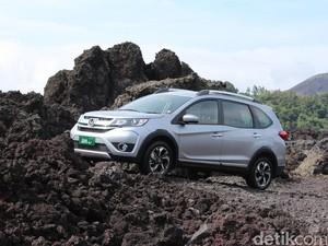 Dijajal Ekstrem di Bali, Berapa Konsumsi BBM Honda BR-V?