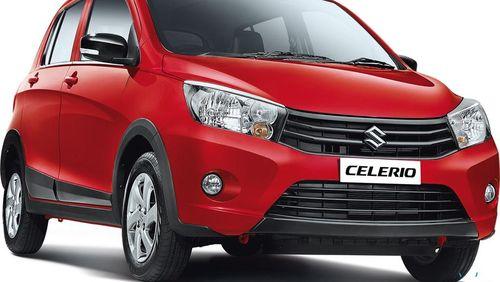 Suzuki Celerio Versi Crossover Hadir di Pameran Otomotif India