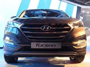 Setelah di Eropa, Hyundai Tucson Anyar Meluncur di India