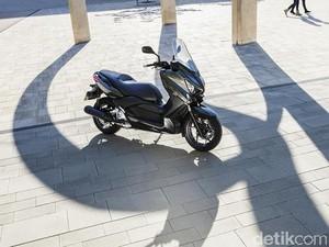 Setelah Honda, Skuter Yamaha Akan Pakai Sistem Stop/Start?
