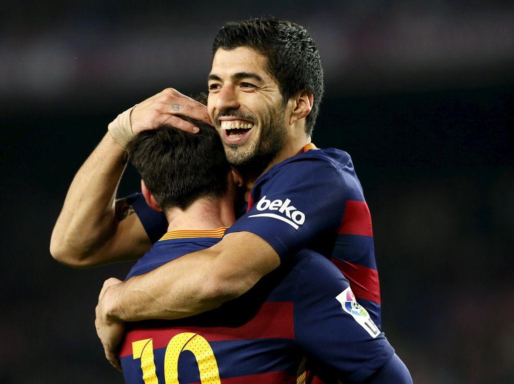 Barcelona Lumat Valencia 7-0