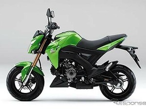 Oli Shock Breaker Berpotensi Bocor, Kawasaki Z125 Pro Ditarik