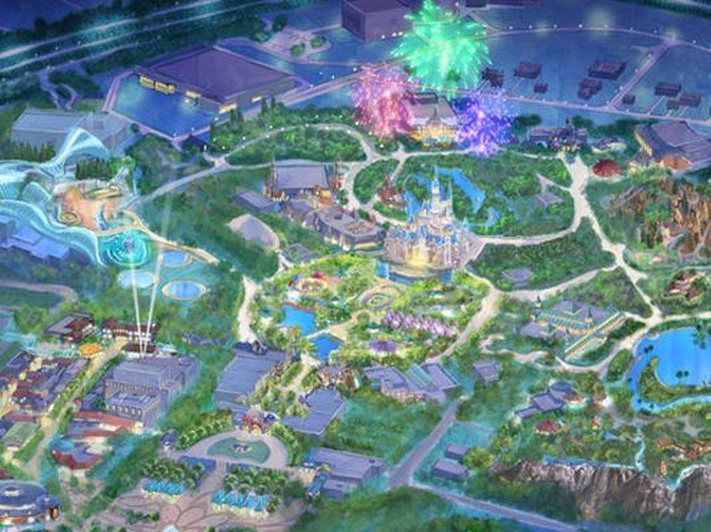 Inikah Disneyland dengan Tiket Termurah Sedunia?