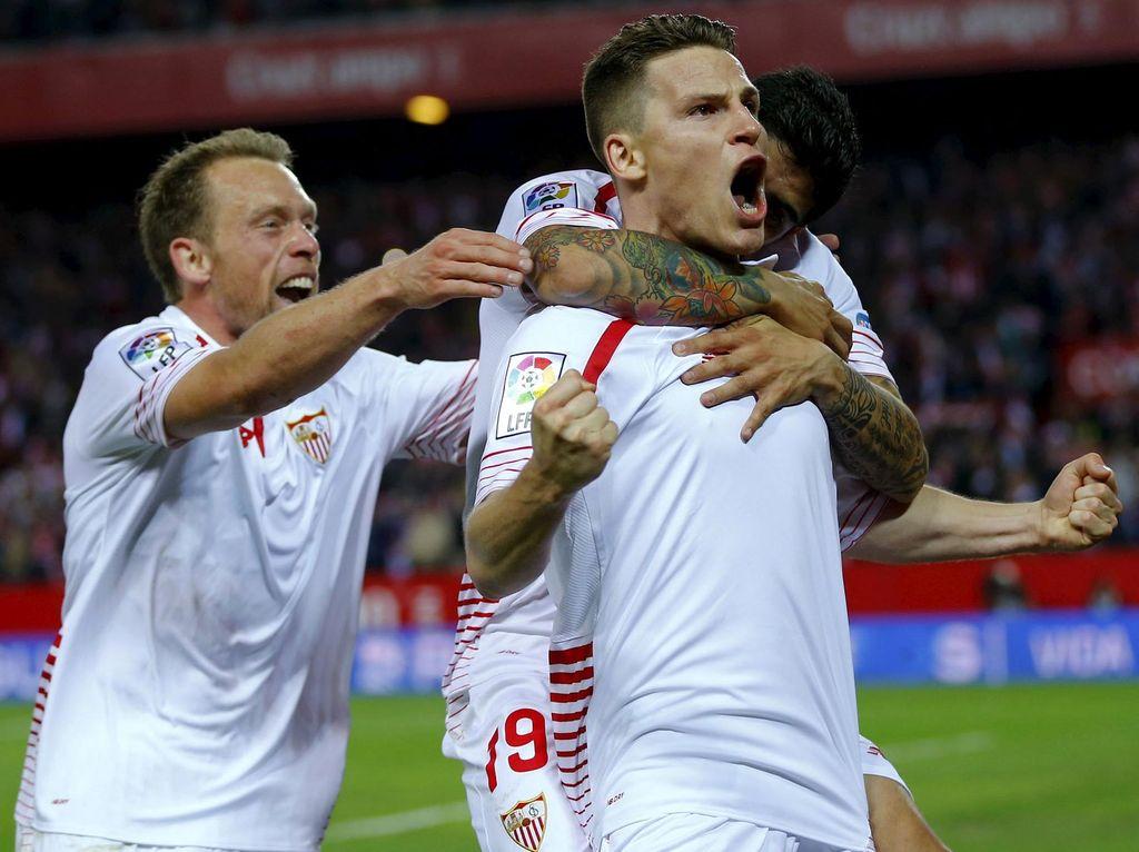 Sevilla Hantam Celta Empat Gol Tanpa Balas