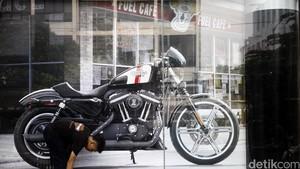 Mabua Setop Servis Harley di 30 Juni 2016