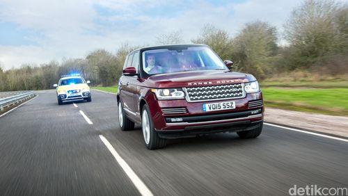 Jaguar Land Rover dan Bosch Kembangkan Mobil Otonom yang Manusiawi