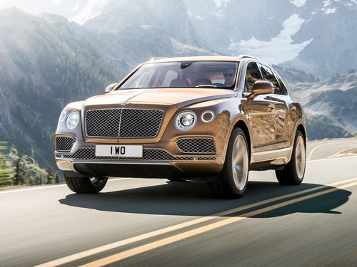 Bentley Siapkan Penantang Lamborghini Urus