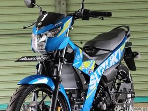 Fokus ke Motor Sport, Suzuki Tak Mau Jor-joran di Segmen Skutik