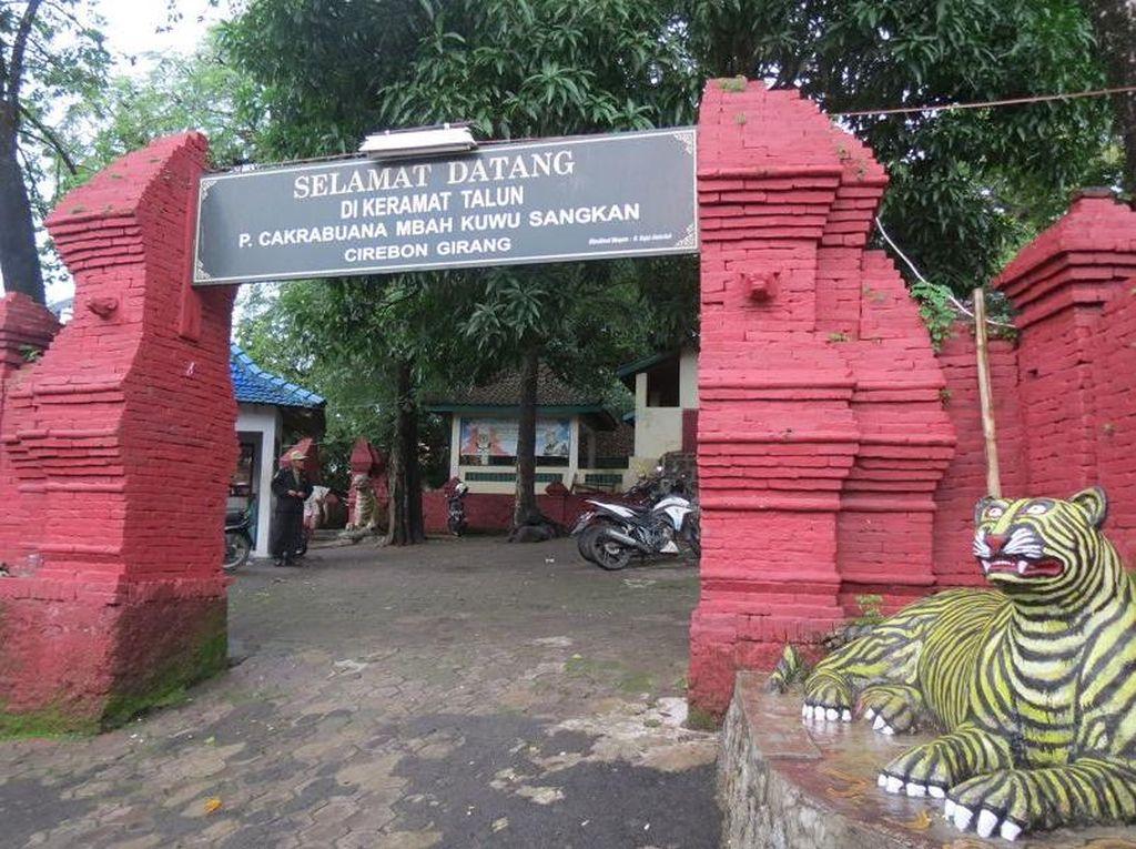 Makam Sang Pendiri Cirebon