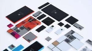 Ponsel Modular Google Meluncur 2017