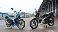 Lebih Dekat dengan All New Suzuki Satria F150 Injeksi