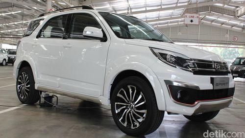 Daihatsu Siap Luncurkan Terios Custom