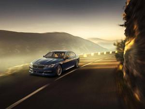BMW Siap Kenalkan Alpina B7 xDrive