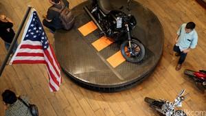 Garansindo Tidak Ikut Rebutan Harley-Davidson