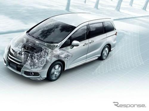 Honda: Mobil Kami di 2030 Sebagian Besar Mobil Ramah Lingkungan