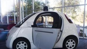 Regulator Keselamatan AS Setuju Mobil Otonom Google Tak Perlu Setir