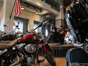 Klub Harley Siap Sambut Diler Baru