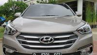 Impresi Singkat Mengendarai New Hyundai Santa Fe 2016 Edition