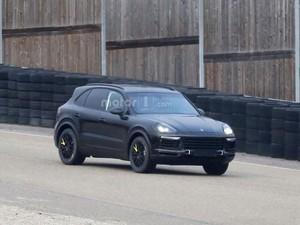 Porsche Cayenne Terbaru Mulai Diuji