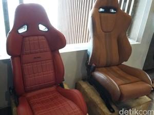 Kulit Alcantara untuk Jok Mobil Mulai Diperkenalkan di Indonesia