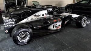 Mobil Formula 1 Bekas Kimi Raikkonen Dilego Rp 3,6 Miliar
