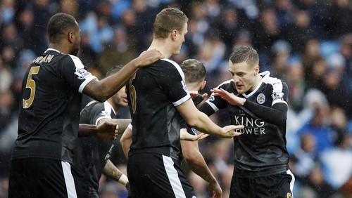 Vardy: Leicester Siap Lukai Arsenal