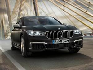 Versi Terbaru BMW M760Li Mulai Dijual Akhir Tahun Ini