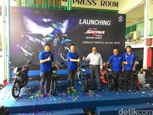 Suzuki Luncurkan All New Satria F150 Injeksi