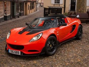 Mobil Balap Jalanan Terbaru Lotus Elise Mulai Tampil