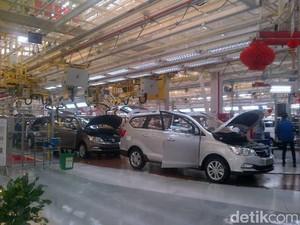 Tiap Satu Menit, Sebuah Mobil Selesai Dibuat di Pabrik Wuling