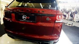 SUV Tercepat Range Rover Siap Didatangkan Kembali