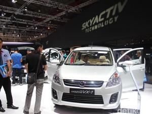 Tak Ikut IIMS, Mazda: Kami Fokus ke Satu Pameran