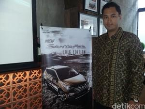 Cita-cita Panji Soeharto di Hyundai